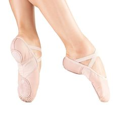 So Danca BA11 Adult Professional Split Sole Leather Ballet Shoe