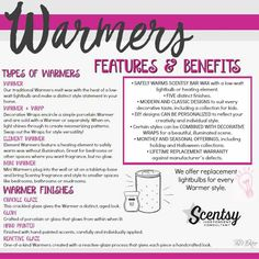 Did you know there are different types of Scentsy warmers? What kind are you looking for? www.amyoles.scentsy.us