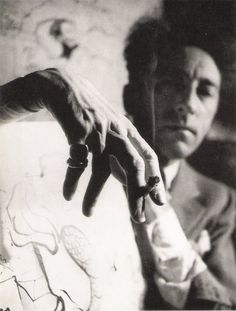 """""""If a poet has a dream, it is not of becoming famous, but of being believed."""" ~Jean Cocteau"""