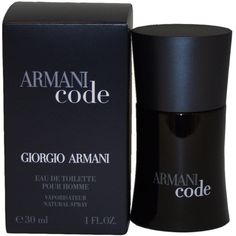Giorgio Armani Armani Code By Giorgio Armani For Men - Edt Spray ($68) ❤ liked on Polyvore featuring men's fashion, men's grooming, men's fragrance, nocolor and giorgio armani