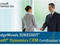 Invest in KnowledgeWoods SURESHOT Microsoft® Dynamics CRM Certification Preparation Programs:-    LEARN  UNDERSTAND  REMEMBER &  APPLY    Important Microsoft® Dynamics CRM Concepts while preparing for following Certification Exams:-    MB2-868: MS Dynamics CRM 2011 Applications  MB2-867: MS Dynamics CRM 2011 Installation and Deployment  MB2-866: MS Dynamics CRM 2011 Customization and Configuration  MB2-876: Extending Microsoft Dynamics CRM 2011
