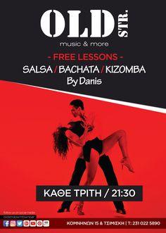 Τρίτη Βράδυ έχει Latin...Στον αγαπημένο σου χώρο με τον αγαπημένο σου χορό!! Διασκέδασε μαζί μας!! Σε περιμένουμε!!