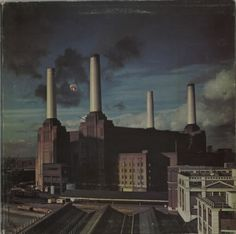 For Sale - Pink Floyd Animals - EX Greece  vinyl LP album (LP record) - See this and 250,000 other rare & vintage vinyl records, singles, LPs & CDs at http://eil.com