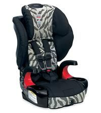Britax Frontier 90 Combination Harness-2-Booster Seat in Zebra
