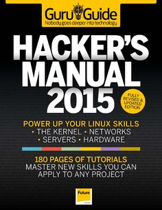 Hacker's Manual 2015 : Power up your linux skills Cell Phone Hacks, Smartphone Hacks, Computer Programming, Computer Science, Computer Build, Computer Laptop, Computer Tips, Computer Technology, Linux
