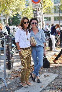 Viviana Volpicella & Garance Doré, Paris (Trendycrew)