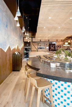 The long awaited reveal, Sushi Maru Restaurant, Double Bay! The feeling of the…