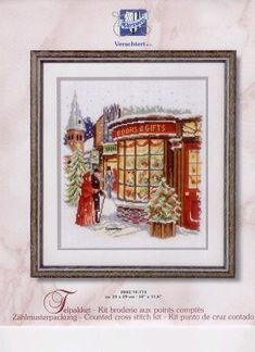 Christmas Window 1/8