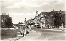 Breda - de Willemsbrug en de Willemstraat.