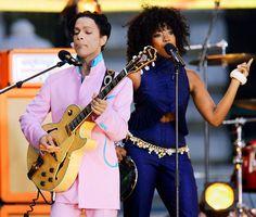Prince and Tamar Davis, Good Morning America 2006