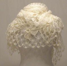 Hairpin flowers. Crochet. Beginner - Intermediate. Free tutorial (Russian)