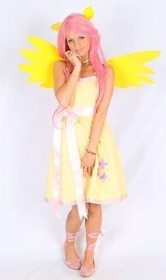 Fluttershy cosplay by usagisa