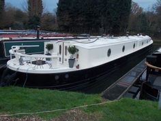"""Wide Beam Barge 69ft for sale 