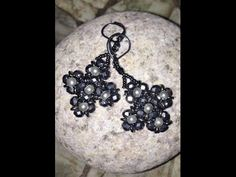 Spring Flower Buds Earrings - YouTube
