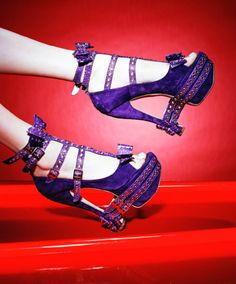 dior shoes photographed by david lachapelle