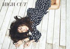 High Cut, Vol. 116, 2013.12, Jeon Do Yeon