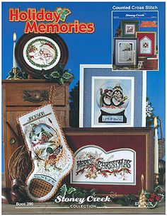 Christmas Stockings - Cross Stitch Patterns & Kits (Page 3) - 123Stitch.com