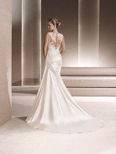 130db421a776 Robe de mariée – La Sposa – Raiana Satin Dresses