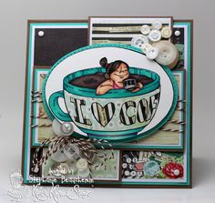 A World of Creative Possibilities: Kraftin' Kimmie Stamps : Koffee Online Krop!