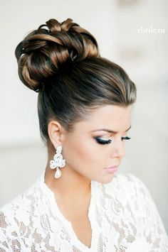 Drop-Dead Exquisite Wedding Hairstyle Ideas (7)