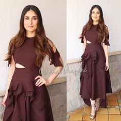The most beautiful woman in my life of saif Ali khan Kurti Designs Party Wear, Kurta Designs, Blouse Designs, Western Dresses, Indian Dresses, Indian Outfits, Stylish Dresses, Casual Dresses, Fashion Dresses