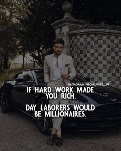Work Smarter Not Harder. - Do you agree? Tag a friend who needs to see this. - Join us for daily proven motivation from actual real-life winners. - Comment below . Turn on the notification settings . Join The Mentor Team . Quotes By Famous People, Famous Quotes, Quotes To Live By, Life Quotes, Work Motivation, Business Motivation, Business Quotes, Quotes Motivation, Motivational Quotes
