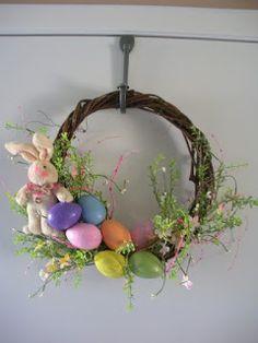 15 Beautiful DIY Easter Wreath Ideas