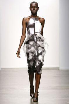 Rachel Comey S/S 13 New York - the Fashion Spot