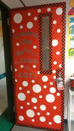 polka dot classroom theme connect the dots and learn a lot and get spotted with a good book cute