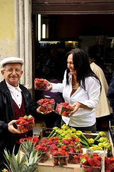Sicilian Cuisine | Ideas for Food | The Thinking Traveller