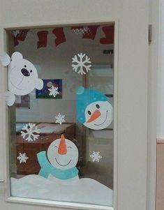 Идеи для праздничного декора комнаты.