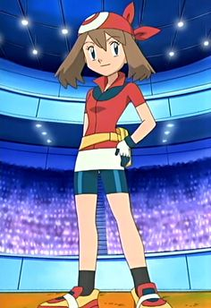May Pokemon She Was Definitely My First Favorite Girl