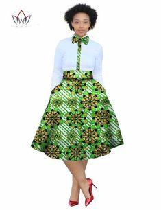 2017 christmas dress Plus Size 2 Pieces African Print Dashiki Shirt Skirt Set Bazin Rche Femme Africa Clo 2017 christmas dress Plus Size 2 Pieces African Print Dashiki Shirt Skirt Set Bazin Rche Femme Africa Clothing natural Latest African Fashion Dresses, African Fashion Designers, African Inspired Fashion, African Dresses For Women, African Print Fashion, Africa Fashion, African Attire, African Wear, African Print Skirt