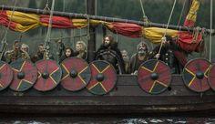 History's 'Vikings,' Season 5, news, episodes Vikings Tv Show, Vikings Season 5, Bracelet Viking, Viking Jewelry, Game Of Thrones, Promotion, You Hurt Me, Popular Tv Series, Viking Age