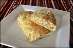 Croatian Cheese Strudel This recipe can be found in the left hand column under ( cheese )