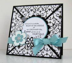 A Fairytale Wedding Card