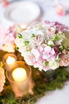 Elegant & Classic Navy, Pink & White Wedding: Alison & Jason