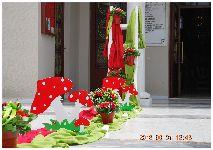 βάπτιση αγοριού Christmas Wreaths, Table Decorations, Holiday Decor, Gifts, Furniture, Home Decor, Presents, Decoration Home, Room Decor