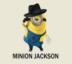 MJ Minion