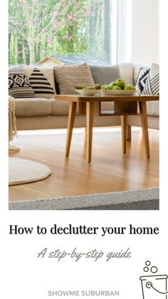 Figuring out how to organize is hard when you need to declutter. Clearing clutter is so much easier with this how-to guide that simplifies the process, and provides straightforward tips and ideas to get your house uncluttered! #declutter #organize Organized Bedroom, Laundry Storage, Declutter Your Home, Bedroom Storage, Decluttering, Organization Hacks, Decoration, Simple, Tips