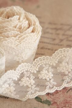 Set of 5 Twine Ornaments for Rustic Christmas Decor Country Country Christmas Decoration Housewarming Gift Star Ornament Farmhouse Xmas DecorSet of 5 twine ornaments decorated with lace, half pearls, wooden snowflake and snowflake pendants . Lace Ribbon, Lace Fabric, Antique Lace, Vintage Lace, Fru Fru, Pearl And Lace, Romantic Lace, Linens And Lace, Lace Doilies
