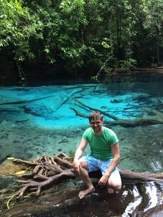 Blue Pool Thailand