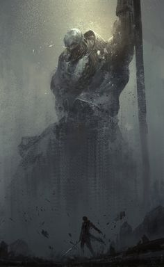 Stone Creature - POLVO DE ESTRELLAS