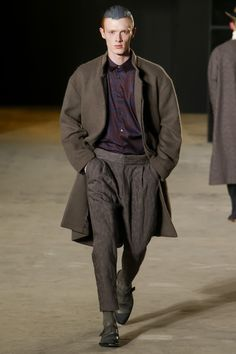 Robert Geller Fall 2016 Menswear Fashion Show
