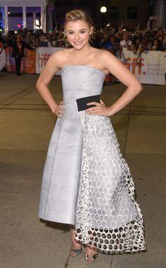 Chloe Grace Moretz from 2014 Toronto Film Festival: Star Sightings | E! Online