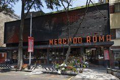 El Mercado   Mercado Roma