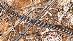Foto mozzafiato: Spagna: Madrid - Spaghetti Junction