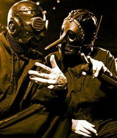 Slipknot - Sid and Chris