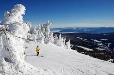 Sun Peaks Resort is a great place for family fun - The Boston Globe Whistler, British Columbia, Great Places, Mount Everest, Paths, Skiing, Boston, Have Fun, Globe