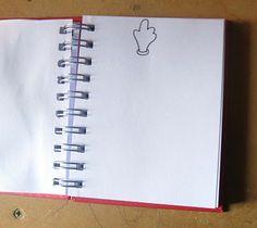Ilustrador Alexiev Gandman: Paso a paso para dibujar un pájaro doble